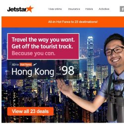[Jetstar] Four off-the-tourist-track spots in Hong Kong to add to your bucket list now!