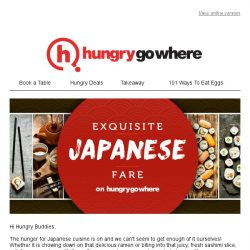 [HungryGoWhere] Exquisite Japanese Indulgences at Keyaki, Ito-Kacho Yakiniku, KURO Izakaya and more!