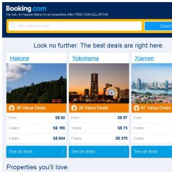 [Booking.com] There are 38 deals in Hakone – time to save on your trip!