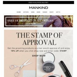 [Mankind] The Stamp of Approval