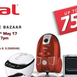 Tefal: Warehouse Bazaar with Up to 75% OFF Your Favourite Tefal Products
