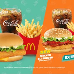 McDonald's: NEW $5 Extra Value Meals