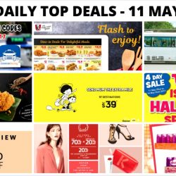 BQ's Daily Top Deals: Latest Taxi Codes, 50% OFF Ribena Sparkling, Metro GSS Sale, Esprit 30% OFF Storewide, KFC e-coupons & More!