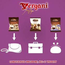 [Candylicious] Vergani Chocao Balls are suitable for all occasions.