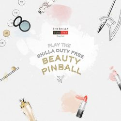 [COSMETICS & PERFUMES BY SHILLA] Play the ShillaBeautyPinball and stand to win attractive prizes and vouchers, including a pair of air tickets to Korea!