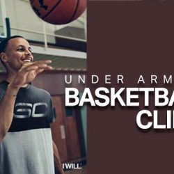 [Under Armour Singapore] Join us for a series of free basketball clinics to test your skills and become better players through on-court