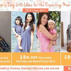 [Maternity Exchange] Happy Mother's Day to all mums-to-be and new mums!