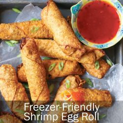 [THE SEAFOOD MARKET PLACE BY SONG FISH] Shrimp Egg Rolls aka Shrimp PopiahLove finger food or bothered over what to make for a party?
