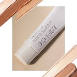 [Laura Mercier] With fuss-free products like our Tinted Moisturizers, mothers with hectic schedules can moisturize, even out their skin tone and