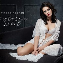 [Pierre Cardin] Inspired by the sensuality from the passionate heart of the intimate French boudoir, Pierre Cardin's Exclusive Label lingerie collection