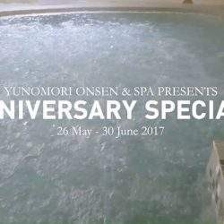 [Yunomori Onsen and Spa] We are now ONE year old!