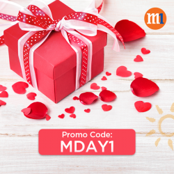 [M1] Enjoy a gift on us this Mother's Day!