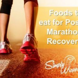 [Simply Wrapps] Foods to eat for Post-Marathon RecoveryHi everyone!