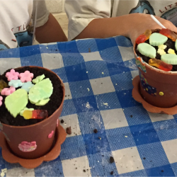 [Changi City Point] We've partnered with Ice Cream Skool to bring you 2 amazing new workshops for children - Ice Cream Making & Flower