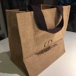 [The godown] Stylish, strong and environmentally friendly Jute Bags.