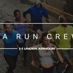 [Under Armour Singapore] This Run Crew will be conducted by Ben Pulham from Coached and the Yellow Fellows.