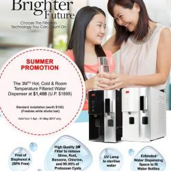 [Home-Fix Singapore] 3M Summer Promotion with Home-Fix.