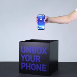 [StarHub] Unbox a world of fun with the Samsung Galaxy S8+.