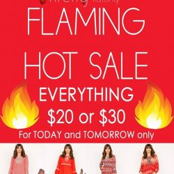 [Firefly] Flaming HOT sale!