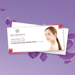 [RISIS] Pamper yourself with a complimentary facial voucher from Spa Infinity when you purchase any regular-priced jewellery from RISIS.