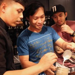 [NUDE Seafood] Our second hands-on coffee workshop tomorrow!