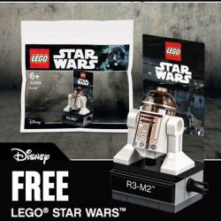 [Babies'R'Us] Free LEGO STAR WARS R3 - M2 when you spend $70 and above on any regular priced LEGO STAR WARS products