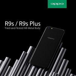 [OPPO] The all-metal body of the R9s series is well tried-and-tested, offering both a premium look and premium