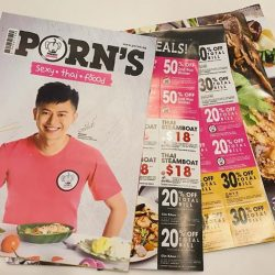 [SOM TAM] Discounts and perks up for grabs in our latest Newspaper Insert by Jus Delish Group!