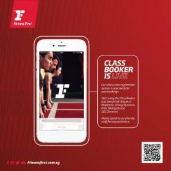 [Fitness First] CLASS BOOKER IS LIVE:Well, the wait is over!