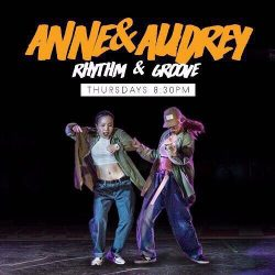 [KULTURE STUDIOS] Introducing ANNE & AUDREY (singapore dance delight 2017 finalist!