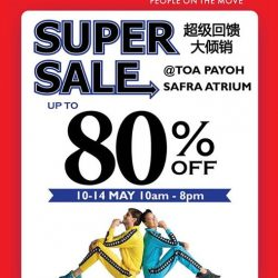 [Kappa] SUPER SALE for all of you Kappa Lovers in SG!