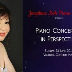 [SISTIC Singapore] Tickets for PIANO CONCERTOS IN PERSPECTIVE on sale on 16 May 2017.