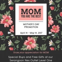 [Perllini & M.E.L.] Counting down to Mothers Day 14 MAY 2017 New Arrivals, Special Buys and Free Gift.