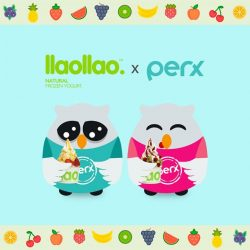 [llaollao Singapore] Chop away with Perx and get rewarded for being our fans!