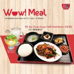 [Honguo] Wow Meals!
