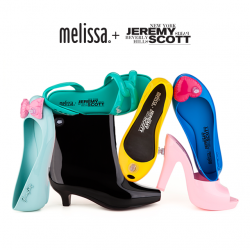 [Melissa] Have you seen a pair of inflatable candy shoes?