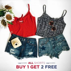 [Aeropostale] stock up for summer!