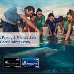 [Citibank ATM] Families that travel together, stay together!