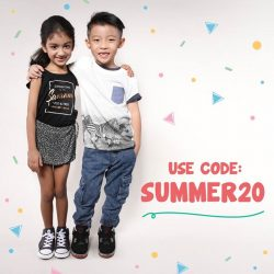 [Fox Fashion Singapore] Let your little ones go big on style at a smaller price!