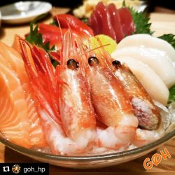 [Sushi Tei] Thank you @goh_hp for the lovely post!