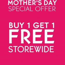 [BHG Singapore] For this Mother's Day, indulge in Yves Rocher Buy 1 Get 1 Free Storewide Offer!