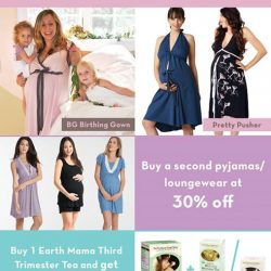 "[Maternity Exchange] We're celebrating labour day from our perspective and offering promotions off anything to do with ""labour"" or giving birth!"