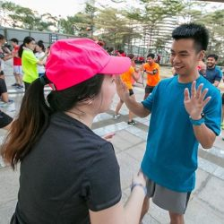 [Under Armour Singapore] Rise with us on Sunday mornings, be a part of our regional UARunCrew.