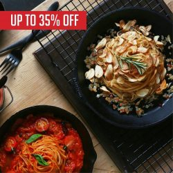 [Mad for Garlic] For a limited time only, enjoy up to 35% Discount at Mad for Garlic.