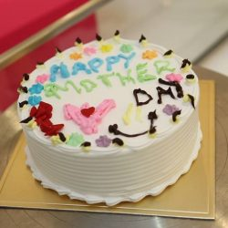 [NEX] Express your sincerity with a hand-decorated cake and give to mum for Mother's Day!