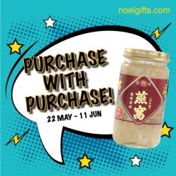 [Noel Gifts] An awesome deal not to be missed!