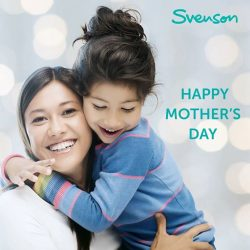 [Svenson] Show your mother some love this Mother's Day!