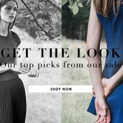 [LaPrendo] It's time to upgrade your wardrobe with our top picks from our sale.