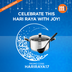 [M1] Get FREE Tefal cookware worth $109.