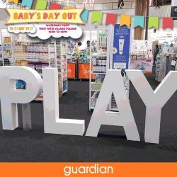 [Guardian] Here's a peek of some of the exclusive promotions and fun activities that you can enjoy here at Guardian